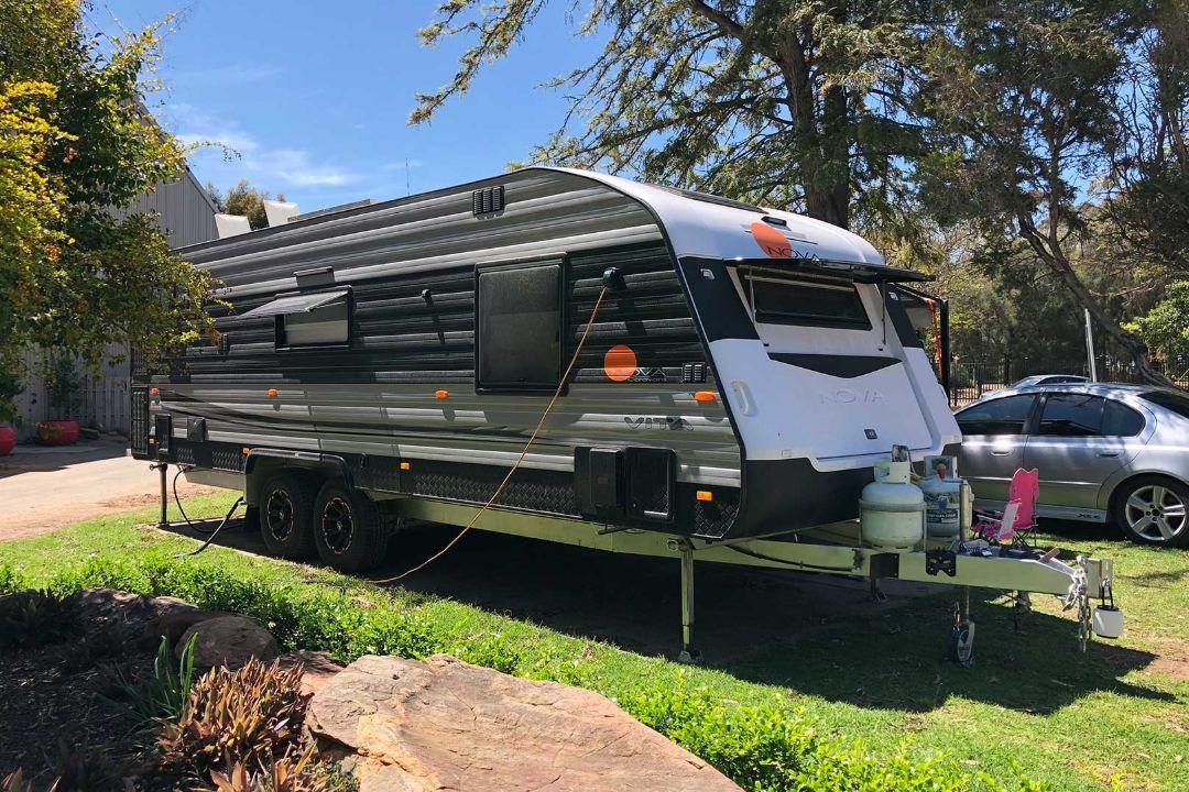 Caravan Park Adelaide